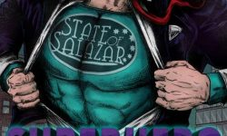 State Of Salazar (S) – Superhero