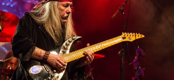 """ULI JON ROTH """"50th Anniversary Tour"""", Dienstag, 18. Dezember 2018   Capitol Hannover"""