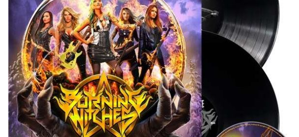 Burning Witches (CH) – Burning Witches & Burning Alive