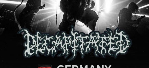 News: LETTERS FROM THE COLONY – starten Tour mit DECAPITATED