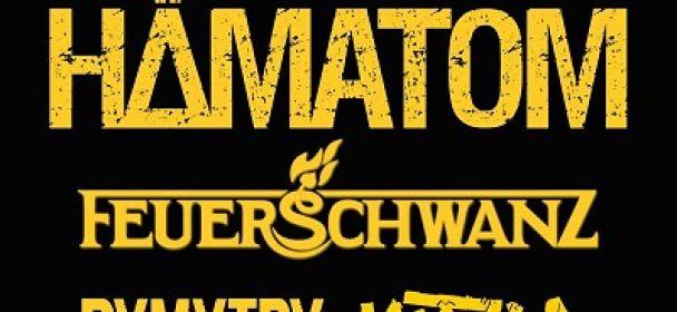 News: HAEMATOM Das Laute Abendmahl am 19.4. in Bremen