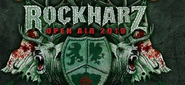 News: ROCKHARZ Open Air 2019: Running Order steht!!!