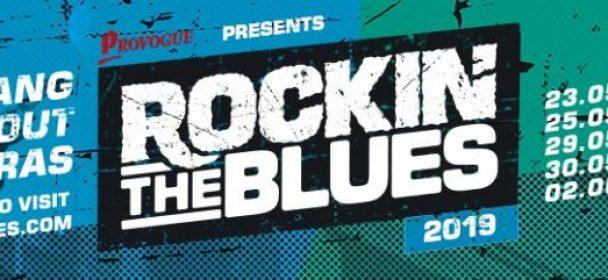 News: ROCKIN' THE BLUES – VERLOSUNGSAKTION! – DAS BLUES FESTIVAL EREIGNIS 2019 MIT JONNY LANG, WALTER TROUT UND KRIS BARRAS