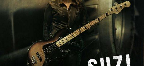 """News: SUZI QUATRO veröffentlicht ihr neues Album """"No Control"""" im März"""