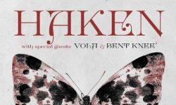 """News: VOLA als Support für HAKEN live in Europa und mit neuem Lyric Video """"Whaler"""""""