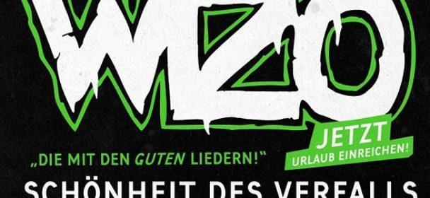 News: TURBOBIER – mit WIZO auf Tour 2019