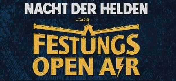 News: NDH – Nacht der Helden Festival – 24.8. Festung Koblenz