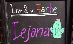 Livereview: LEJANA, 29.01.2019, Hannover / Lux
