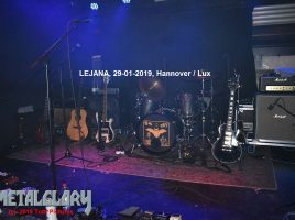 LEJANA, 29-01-2019, Hannover / Lux (Germany)