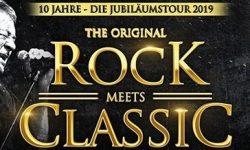 Vorbericht: ROCK MEETS CLASSIC TOUR 2019- Rückblick, Hintergrund, News u.v.m.