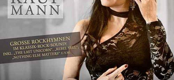 ANNA MARIA KAUFMANN (CAN / DE) – Rock Goes Kaufmann