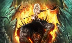 Beast In Black (SF) – From Hell With Love