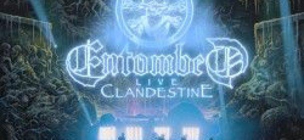 ENTOMBED (SWE) – Clandestine -Live