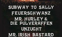 News: FEUERTAL FESTIVAL 2019 – am 31. August öffnet Wuppertals stimmungsvolles Open Air auf der Hardt