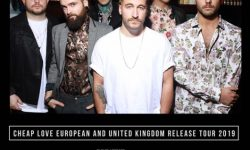News: TO THE RATS AND WOLVES – kuendigen Special Guests fuer die 'Cheap Love European & UK Release Tour 2019' an