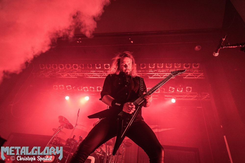 "U.D.O. ""STEELFACTORY WORLD TOUR "", Support Reece & Dead City Ruins, 13.02.2019, Capitol, Hannover"