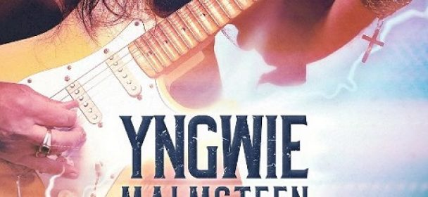 """News: News – Yngwie Malmsteen – Track Pre-Listening """"While My Guitar Gently Weeps"""""""