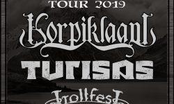 News: KORPIKLAANI – starten morgen ihre EU-Headlinetour mit TURISAS und TROLLFEST
