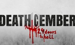 "DEATHCEMBER- 24 DOORS TO HELL: Andreas Marschall dreht Film ""Pig"" im Club in FFM"