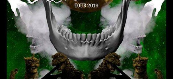 News: DEADSMOKE + TONS to kick off European Tour this March