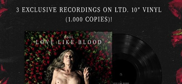"""News: DOOL – new EP """"Love Like Blood"""" out"""