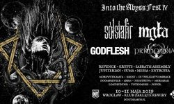 News: Into the Abyss Fest #4 am 10.+11.05.2019 in Breslau (PL) mit u.a. Sólstafir, Mgła, Godflesh, Primordial!!!