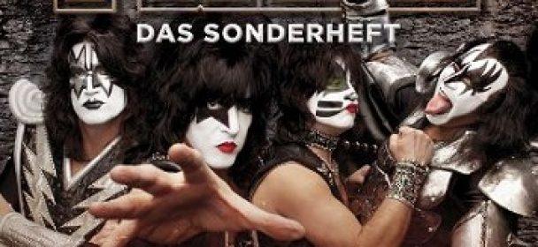 News: Rock Classics: KISS – Das Sonderheft ab dem 16. März !!!
