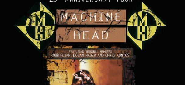 News: MACHINE HEAD – kündigen Tour zum 25jährigen »Burn My Eyes«-Jubiläum an