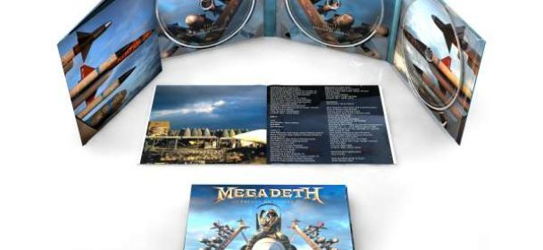 Megadeth (USA) – Warheads On Foreheads