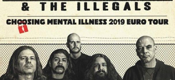 News: Philip H. Anselmo & The Illegals am 17.07.19 in Hamburg, Logo