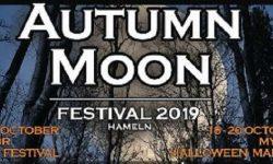 News: AUTUMN MOON 2019 – sólstafir + Alcest + Coma Alliance + Heilung bestätigt!