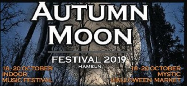 News: AUTUMN MOON 2019 – sólstafir + Alcest + Coma Alliance + Heilung bestätigt!