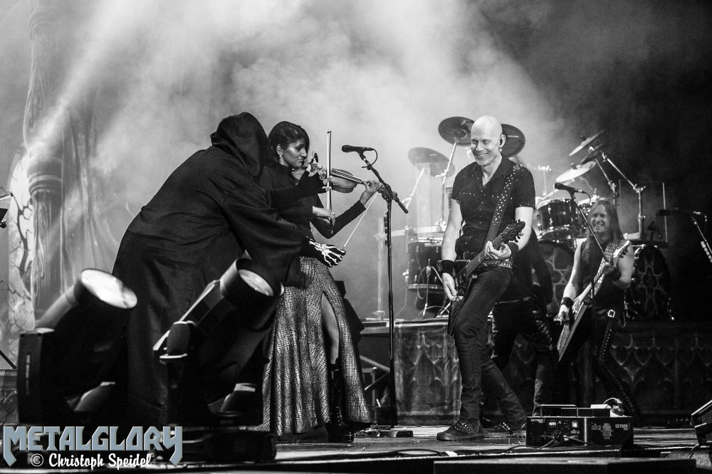 Accept & The Orchestra Of Death, 22.04.2019, Mehr! Theater, Hamburg