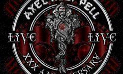 AXEL RUDI PELL (DE) – XXX Anniversary Live