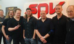 """News: CRYPTEX Neues Signing bei Steamhammer/SPV, Drittes Album der deutschen Rockband CRYPTEX mit dem Titel """"Once Upon A Time"""" für das Frühjahr 2020 angekündigt."""