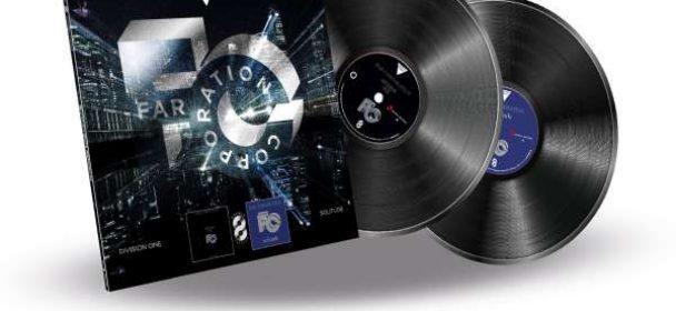 Far Corporation (D) – Division One & Solitude (Vinyl Re-Release)