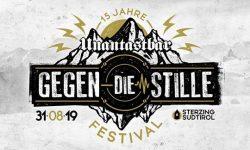 News: Gegen die Stille Festival – 15 Jahre UNANTASTBAR