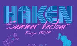 News: HAKEN announce Summer 2019 live dates