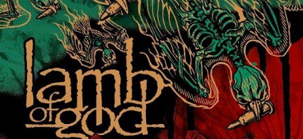 """News: Von der Band Lamb Of God erscheint am 3. Mai """"Ashes Of The Wake – 15th Anniversary Edition"""" als Doppel-Vinyl"""
