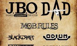 News: Metal Crash Festival 2019 am 18.05.2019 in Gießen – Hessenhalle (mit u.a. J.B.O.; D-A-D; Mob Rules)