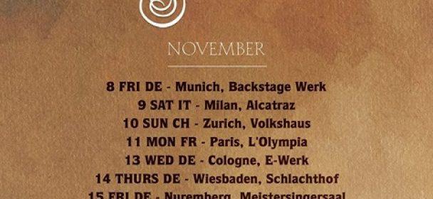 News: OPETH – kündigen neue Tourdaten für November 2019 an