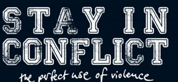 "STAY IN CONFLICT – ""The Perfect Use Of Violence"" (EP)"
