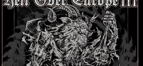 """News: ABORTED, ENTOMBED A.D. and BAEST -""""Hell Over Europe III"""" Tour in Oct./Nov. 2019"""