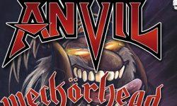 News: TAUB FÜR IMMER mit ANVIL, Weckörhead, The Mortis am 04.10. in Leer