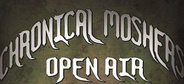 News: 17. Chronical Moshers Open Air 2019 ab 6.- 9. Juni -SOLD OUT – Running Order steht fest – mit VADER, MARDUK, EXUMER uvm.!!!
