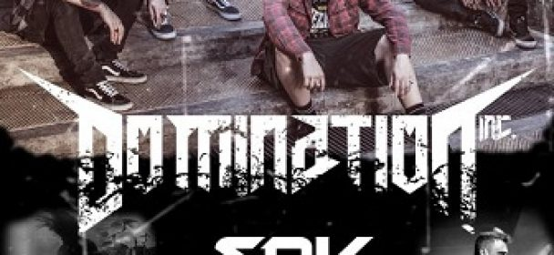 News:  Thrash Metal Band DOMINATION INC. bei SPV unter Vertrag