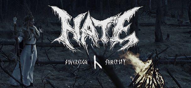 """News: Hate – Video zu """"Sovereign Sanctity"""" online!"""