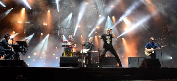 """Vorbericht: Midnight Oil """"Live 2019"""" mit 7 Shows auf Deutschland Tour, Wolf Maahn als Support"""