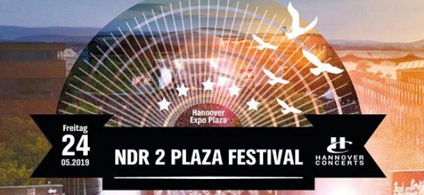 News: NDR 2 PLAZA FESTIVAL in Hannover – Running Order steht fest!