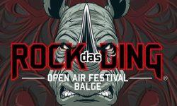 ROCK das DING – Festival 2019 – 19. und 20.07. in Holzbalge!